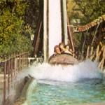 Log Flume, 1976