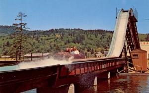 Pixieland Log Flume, 1969