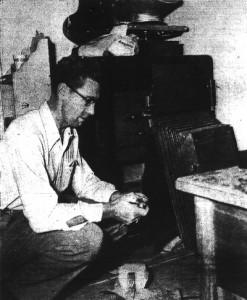 Dean Swaner, 1950