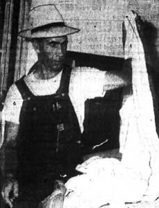 Elvin King, 1950