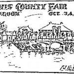 Davis County Fair at Lagoon 1906