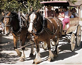 Stagecoach in the '90s.