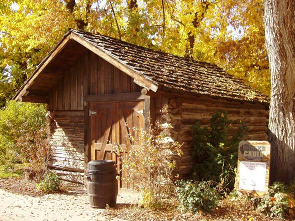Bigler Cabin, 2005