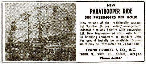 1959 Paratooper ad