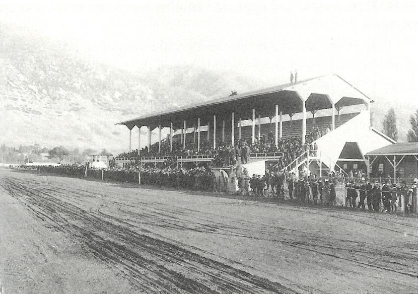 Race Track 1914