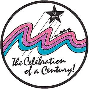 1987 Centennial Logo